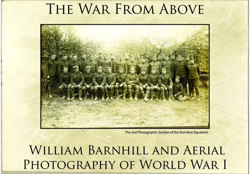 Barnhill WWI Exhibit Title Panel